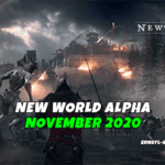 New World Alpha November 2020